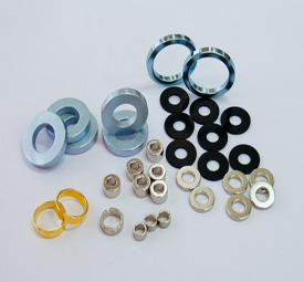 Ring NdFeB Magnets